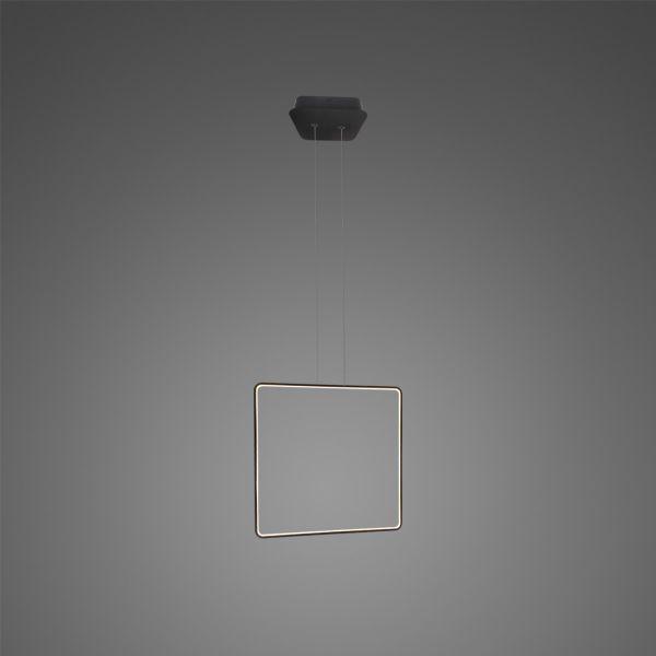 Lampa wisząca Shape Kwadraty No. 1 X -  Φ40, 3000K, IP44, ściemnialna
