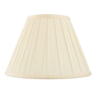Abażur Carla 16 do lamp Endon Lighting - kremowy