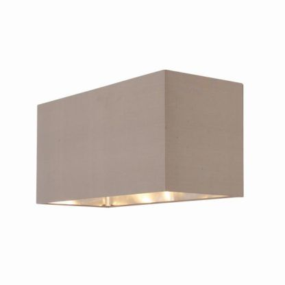 Abażur Cassier L do lamp Endon Lighting - szary