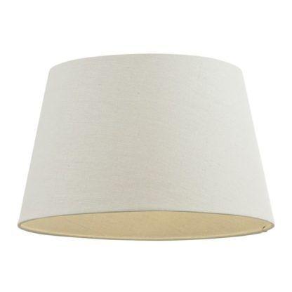 Abażur Cici 18 do lamp Endon Lighting - biały