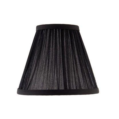 Abażur Kemp 6 do lamp Interiors - czarny