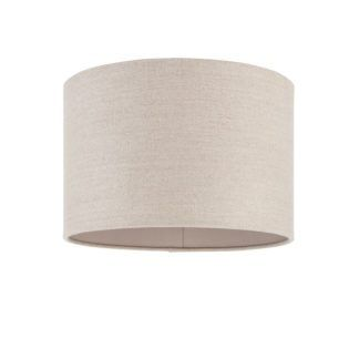 Abażur Obi do lamp Endon Lighting - lniany