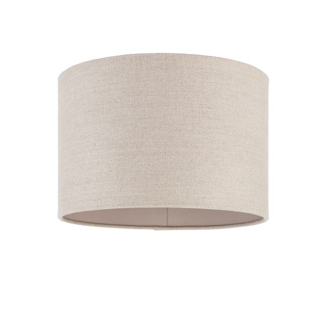 Abażur Obi Do Lamp Endon Lighting Lniany