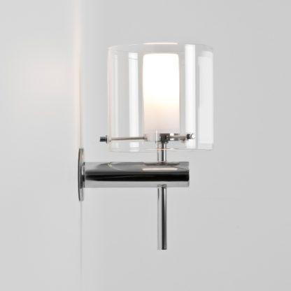 Kinkiet Arezzo Astro Lighting szklany chrom