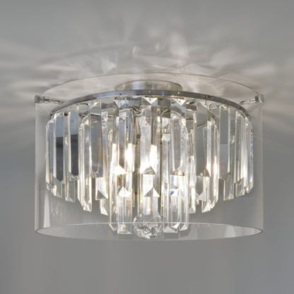 Lampa sufitowa chromowana Asini Astro Lighting