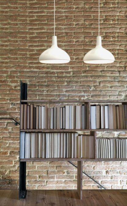 aranżacja - biała lampa wisząca do nowoczesnych wnętrz