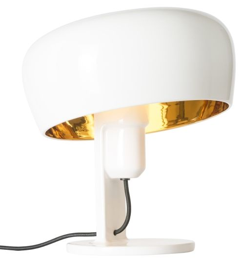 Lampa stołowa Copolla Formagenda biel