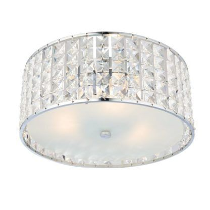 Dekoracyjny plafon Belfont - Endon Lighting