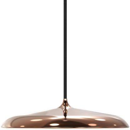 Designerska lampa wisząca Artist - DFTP - Nordlux - miedziana