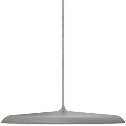 Duża lampa wisząca Artist - DFTP - Nordlux - szary mat
