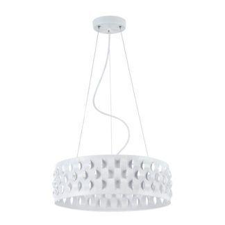 Duża lampa wisząca Delicate - Maytoni - biała