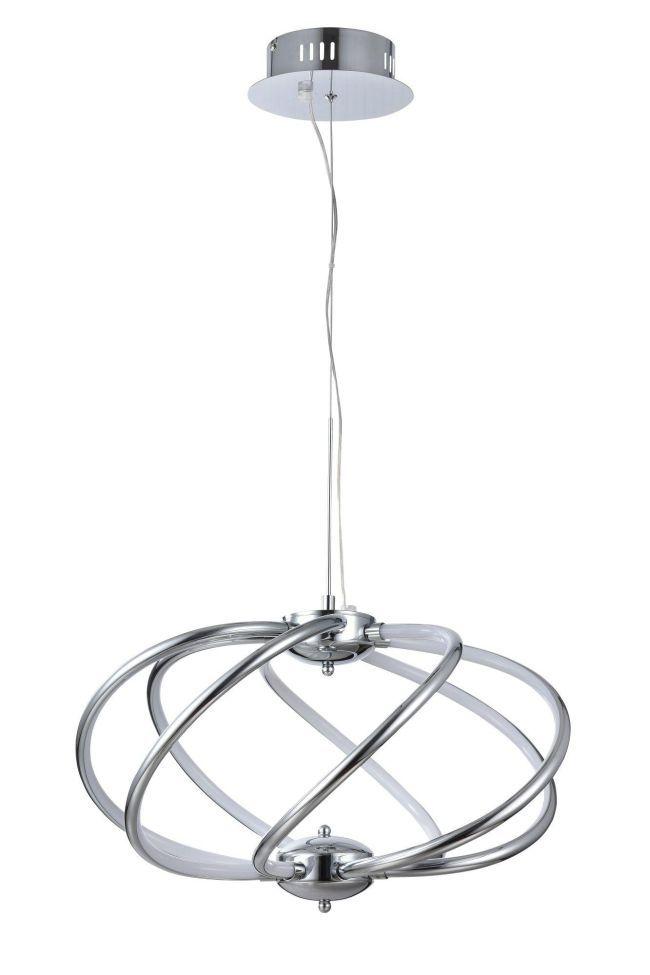 ciekawa lampa z drutów led