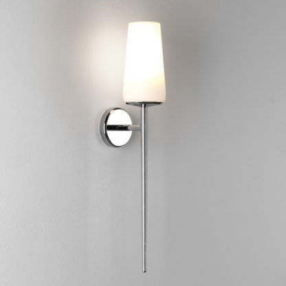 Elegancki kinkiet Deauville Astro Lighting - chrom IP44