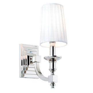 Elegancki kinkiet Domina - Endon Lighting - połysk