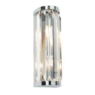 Elegancki kinkiet Crystal - Endon Lighting - kryształki