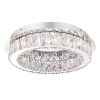 Elegancki plafon Swayze - Endon Lighting - LED