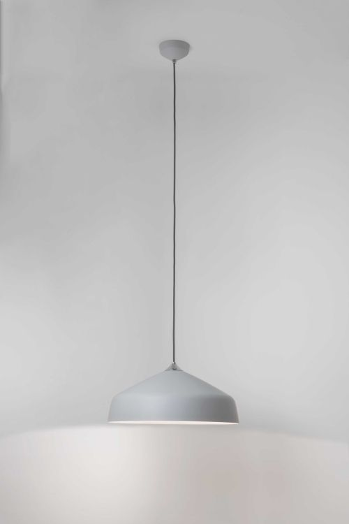 Lampa wisząca Ginestra duża Astro Lighting szara