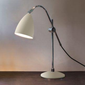 Lampa stołowa Joel duża Astro Lighting kremowa