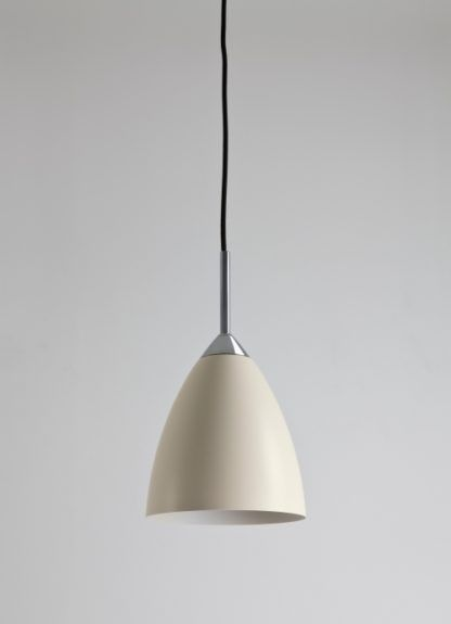 Lampa wisząca Joel Astro Lighting kremowa