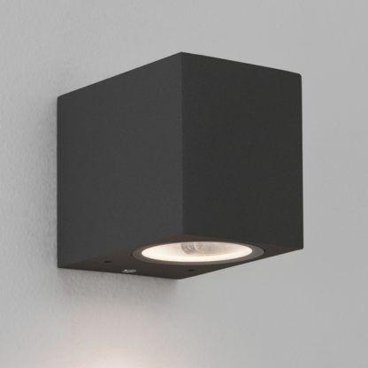 Kinkiet Chios 80 LED - Astro Lighting - czarny, metal