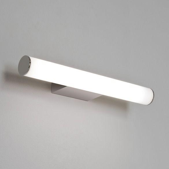 Kinkiet Dio LED - Astro Lighting - chrom, mleczne szkło