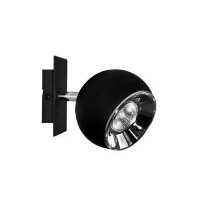 Kinkiet Kula - AV-Lighting - czarny metal
