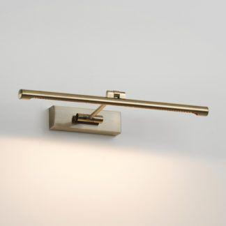 Kinkiet podłużny Goya 460 LED - Astro Lighting - złoty