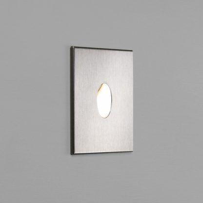 Kinkiet Tango LED - Astro Lighting - szczotkowana stal, szary