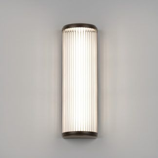 Kinkiet Versailles 400 LED - Astro Lighting - biały, brąz