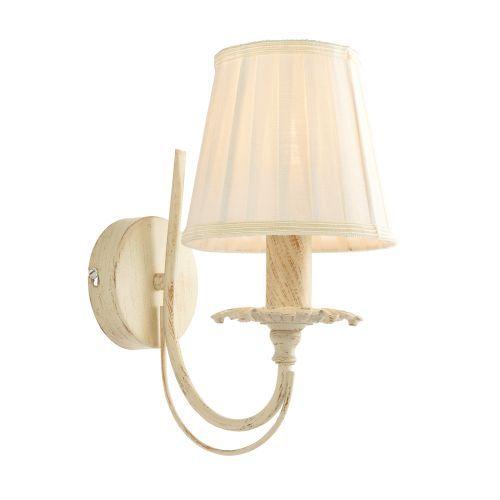 Kinkiet w stylu klasycznym - Chester - Endon Lighting - kremowy