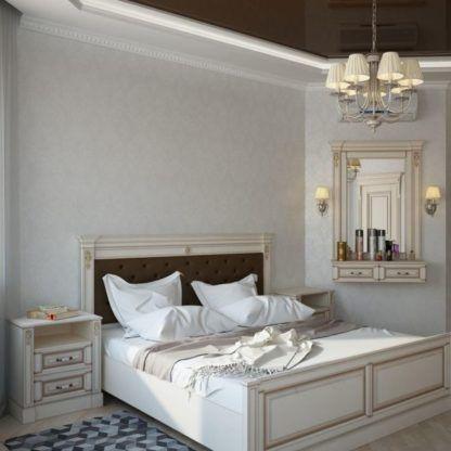 żyrandol sześcioramienny do sypialni nad łóżko