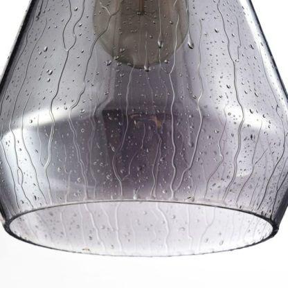 Lampa wisząca Bergen 60 - Maytoni - efekt kropli wody