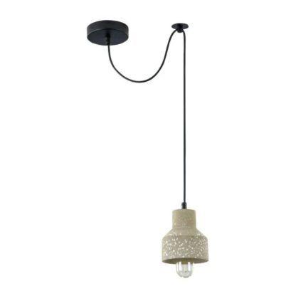 Lampa wisząca Broni 125  - Maytoni - cement