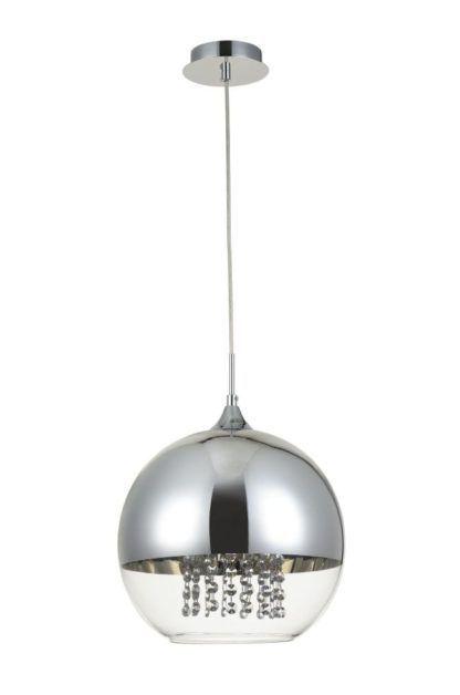 Lampa wisząca Fermi 30 - Maytoni - metal, szkło