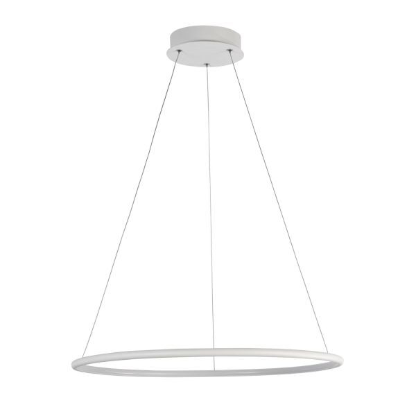 Lampa wisząca Nola LED 60 - Maytoni - biała