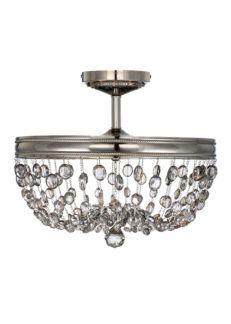 Kryształowa lampa sufitowa Luxembourg - Ardant Decor