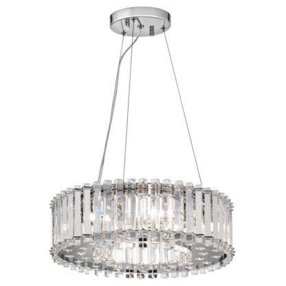 Kryształowa lampa wisząca Crystal