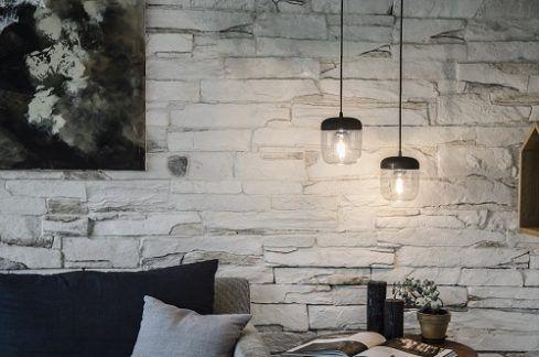 Lampa Acorn Steel Umage - chrom
