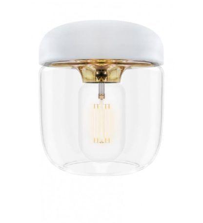 Lampa Acorn White Umage - biała, mosiądz