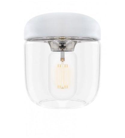 Lampa Acorn White Umage - chrom, biały