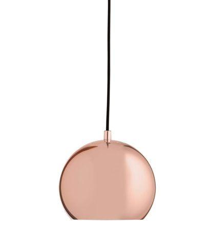Lampa Ball - Frandsen Lighting - 25cm - miedziana