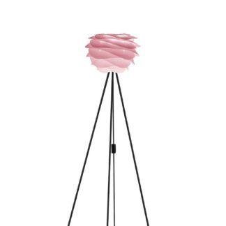 Lampa podłogowa Carmina mini Gradient BABY ROSE Vita Copenhagen - tripod, różowa