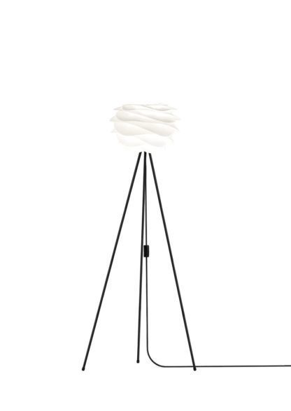 Lampa podłogowa Carmina mini Umage - tripod, biała