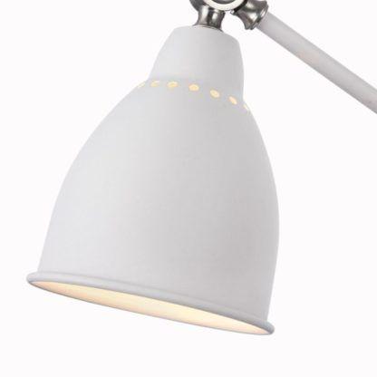 Lampa podłogowa Domino - Maytoni - biała