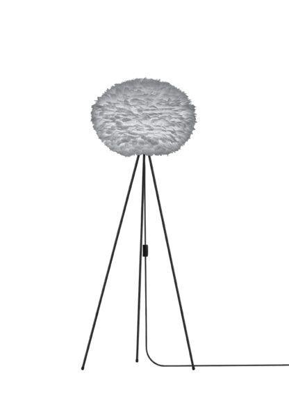 Lampa podłogowa - Eos Light Large - szara - trójnóg