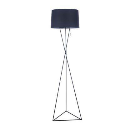 Lampa podłogowa Gaudi - Maytoni - czarna
