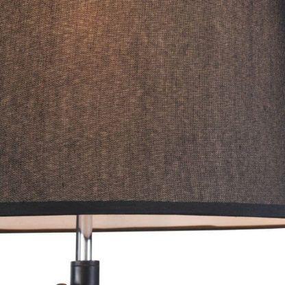 Lampa podłogowa Monic - Maytoni - czarna