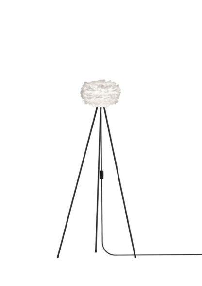 Lampa podłogowa - trójnóg - Eos Light Mini - biała