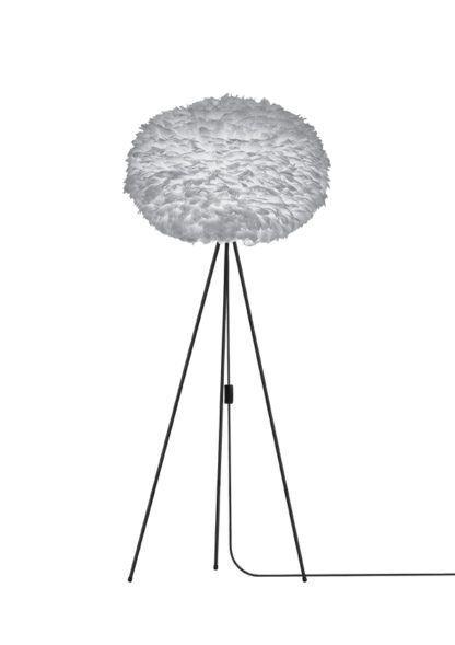 Lampa podłogowa - trójnóg - Eos Light XL - szara