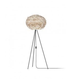 Lampa podłogowa - trójnóg - Eos Light Large - jasnobrązowa